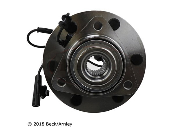 beckarnley-051-6435 Front Wheel Bearing and Hub Assembly