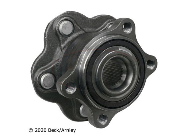 beckarnley-051-6442 Rear Wheel Bearing and Hub Assembly