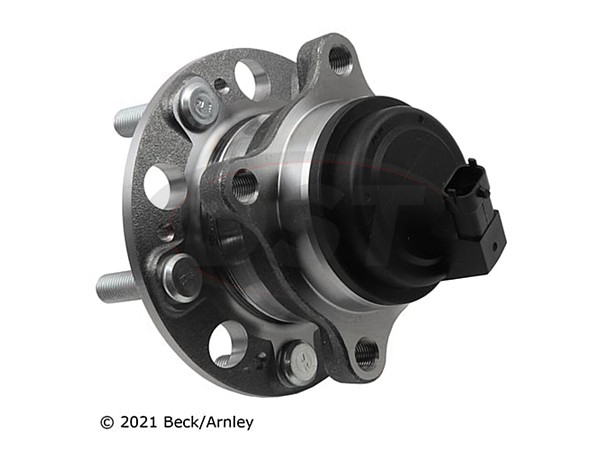 beckarnley-051-6456 Front Wheel Bearing and Hub Assembly
