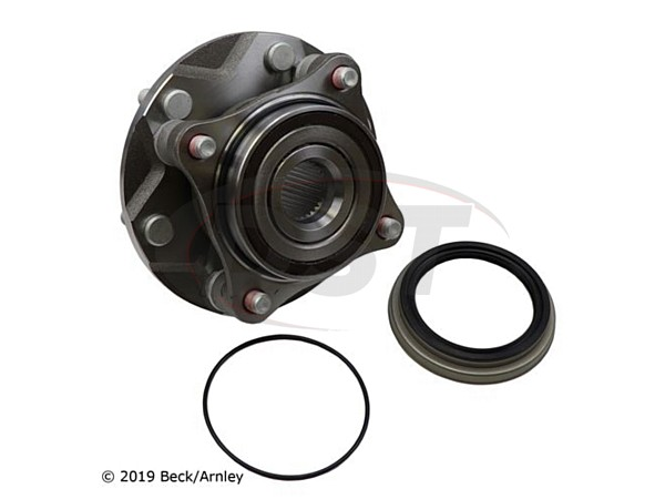 beckarnley-051-6470 Front Wheel Bearing and Hub Assembly
