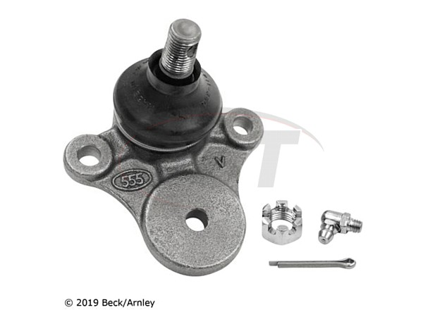 beckarnley-101-2921 Front Upper Ball Joint