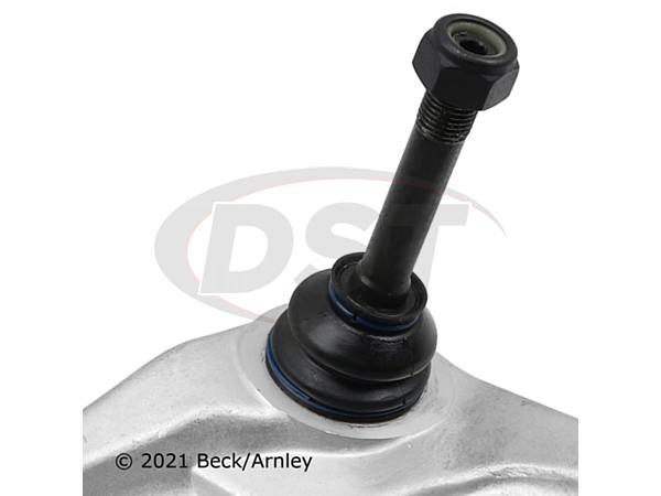 beckarnley-102-5107 Front Lower Control Arm and Ball Joint - Driver Side
