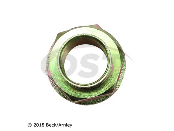 beckarnley-103-0502 Front Axle Nut
