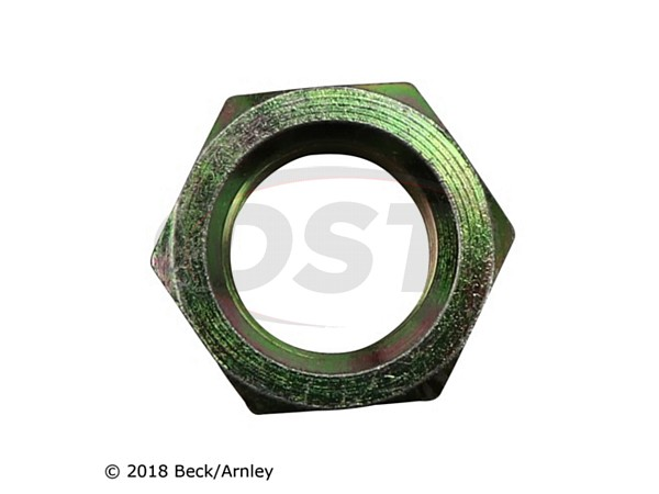 beckarnley-103-0517 Front Axle Nut