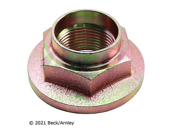 beckarnley-103-0519 Rear Axle Nut