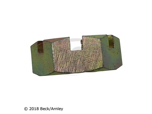 beckarnley-103-0525 Front Axle Nut