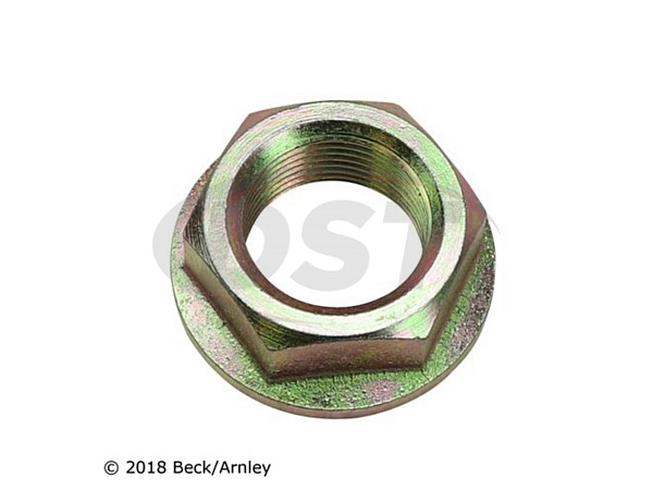 beckarnley-103-0533 Front Axle Nut