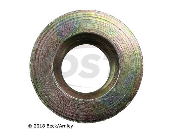 beckarnley-103-0534 Front Axle Nut