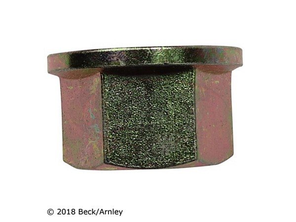 beckarnley-103-3078 Front Axle Nut