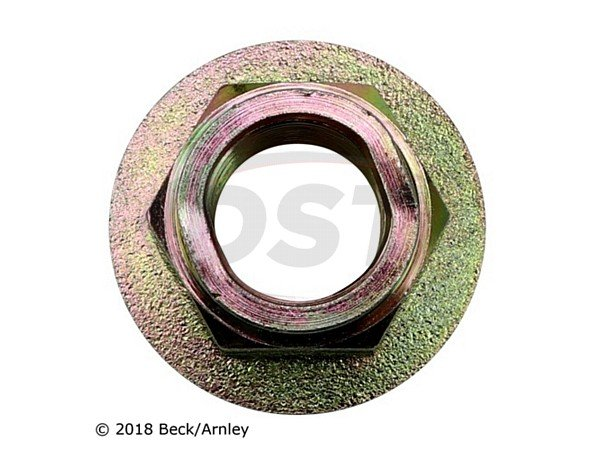 beckarnley-103-3111 Front Axle Nut