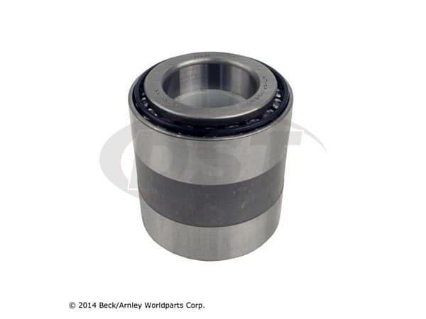 beckarnley-051-3807 Rear Wheel Bearings