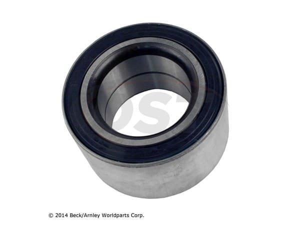 beckarnley-051-3852 Front Wheel Bearings