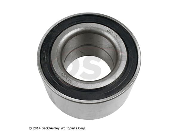 beckarnley-051-3914 Front Wheel Bearings