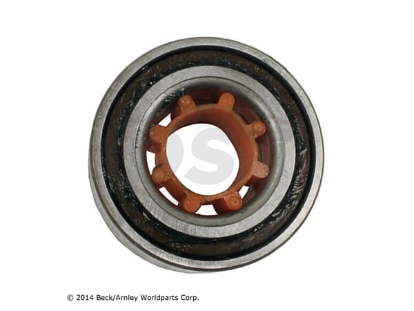 beckarnley-051-3980 Front Wheel Bearings