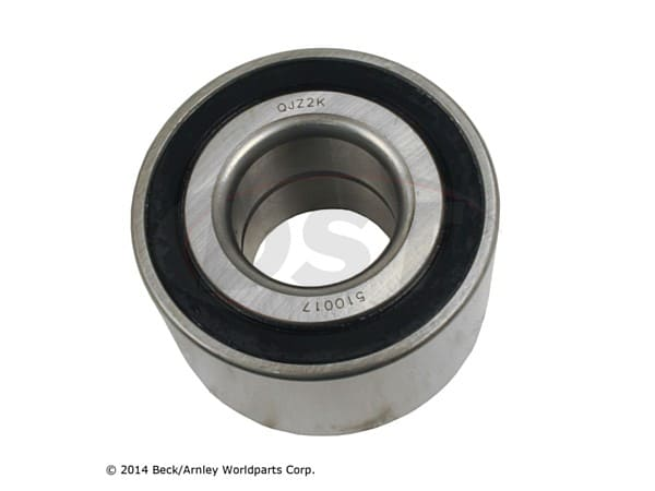 beckarnley-051-3981 Front Wheel Bearings