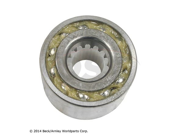 beckarnley-051-4000 Front Wheel Bearings