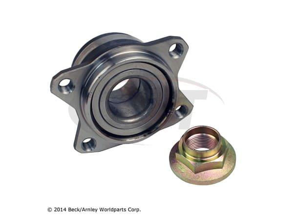 beckarnley-051-4117 Rear Wheel Bearings
