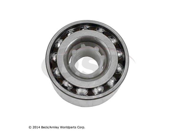 beckarnley-051-4135 Front Wheel Bearings