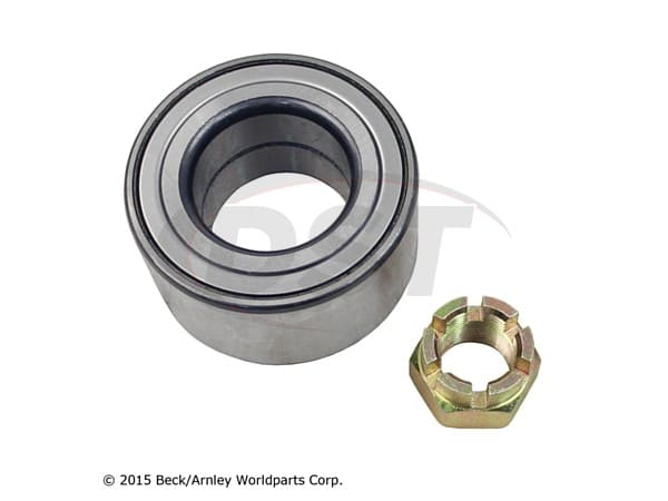 beckarnley-051-4172 Front Wheel Bearings