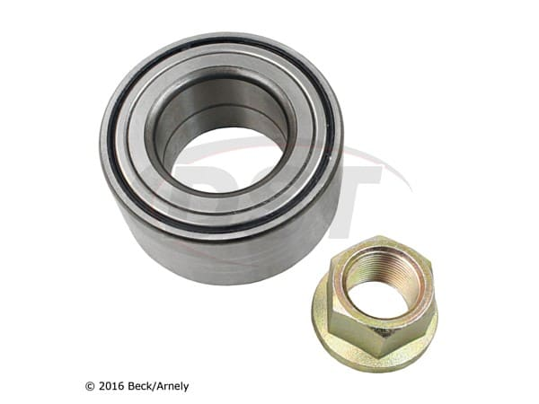 beckarnley-051-4181 Front Wheel Bearings