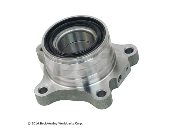 beckarnley-051-4184 Rear Wheel Bearings