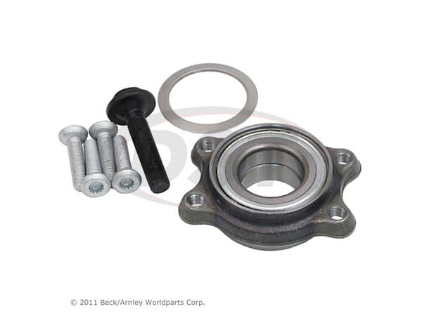 beckarnley-051-4203 Rear Wheel Bearings