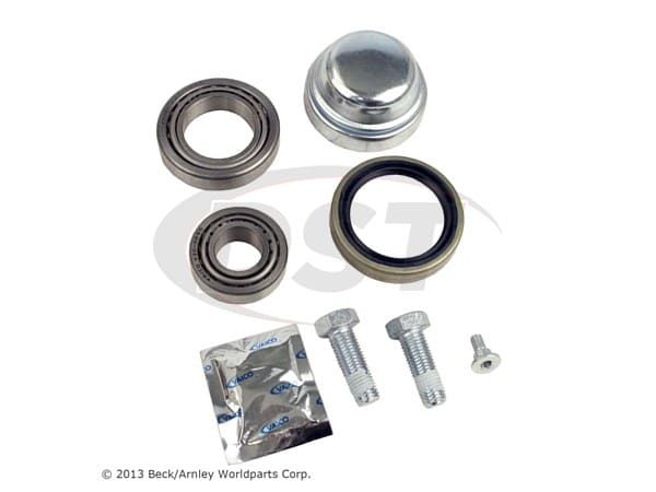 beckarnley-051-4216 Front Wheel Bearings