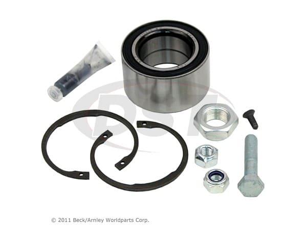 beckarnley-051-4219 Front Wheel Bearings