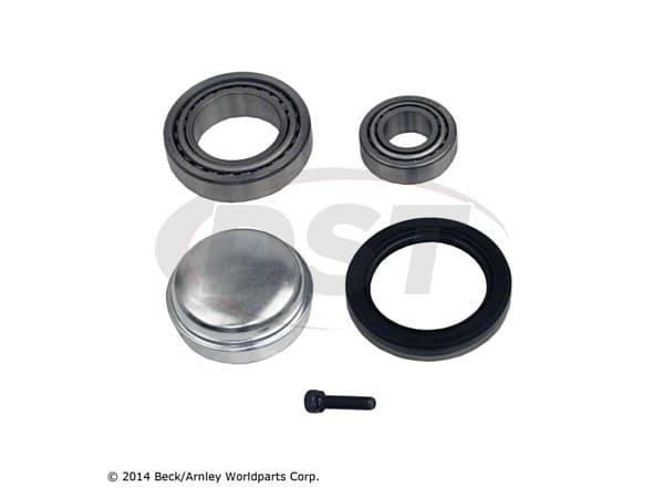 beckarnley-051-4237 Front Wheel Bearings