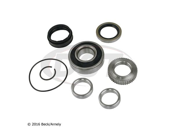 beckarnley-051-4272 Rear Wheel Bearings