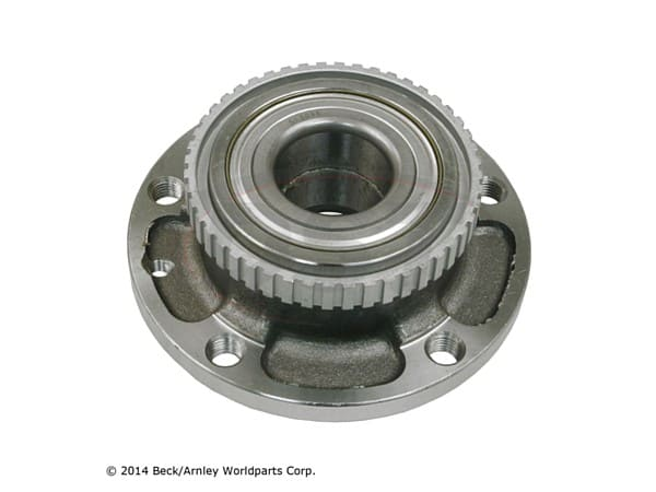 beckarnley-051-6006 Front Wheel Bearing and Hub Assembly