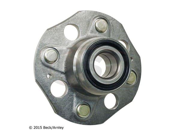 beckarnley-051-6027 Rear Wheel Bearing and Hub Assembly