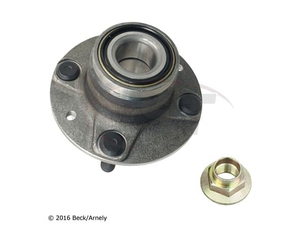 beckarnley-051-6034 Front Wheel Bearing and Hub Assembly