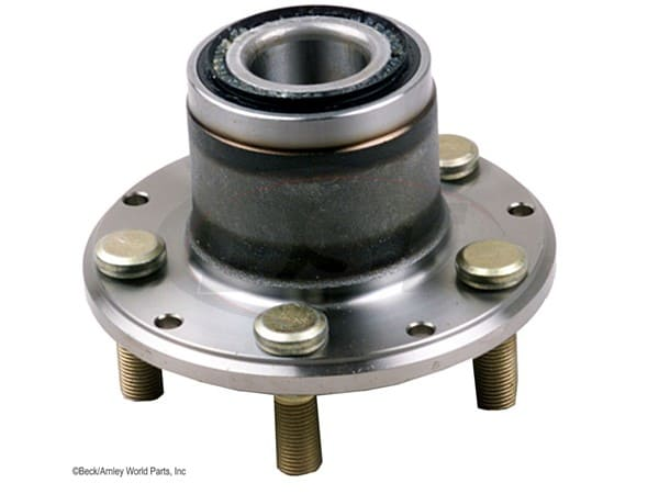beckarnley-051-6057 Rear Wheel Bearing and Hub Assembly