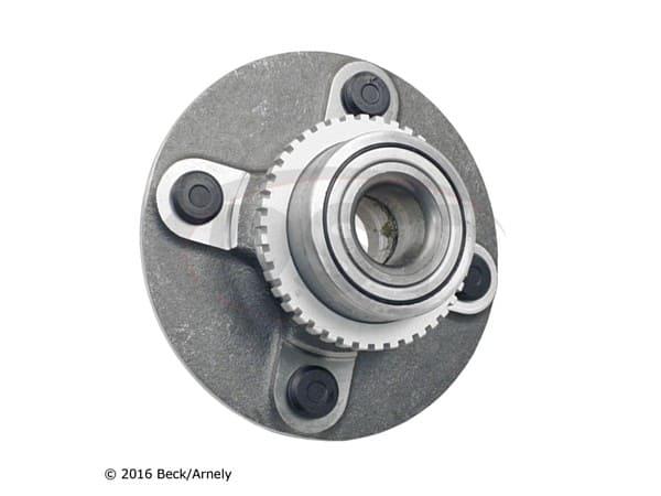 beckarnley-051-6126 Rear Wheel Bearing and Hub Assembly
