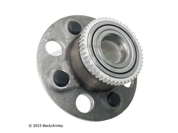 Honda Civic Si 2003 Rear Wheel Bearing and Hub Assembly