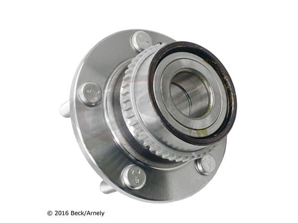 beckarnley-051-6167 Rear Wheel Bearing and Hub Assembly