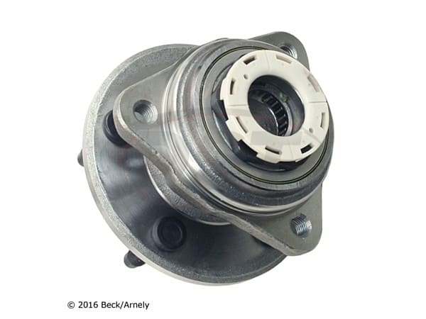 beckarnley-051-6168 Front Wheel Bearing and Hub Assembly
