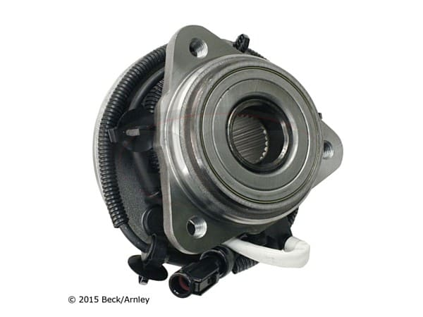 beckarnley-051-6173 Front Wheel Bearing and Hub Assembly