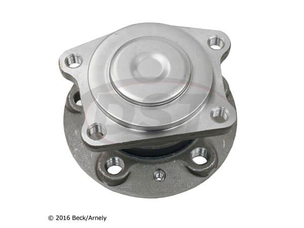 beckarnley-051-6192 Rear Wheel Bearing and Hub Assembly