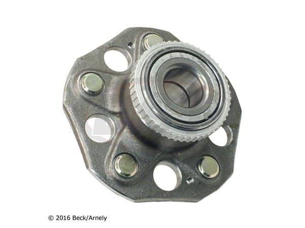 beckarnley-051-6209 Rear Wheel Bearing and Hub Assembly