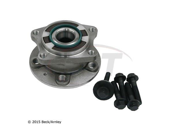 beckarnley-051-6232 Rear Wheel Bearing and Hub Assembly