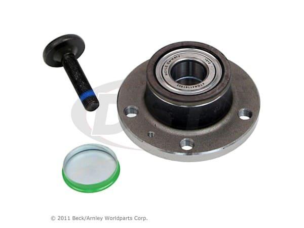 beckarnley-051-6239 Rear Wheel Bearing and Hub Assembly