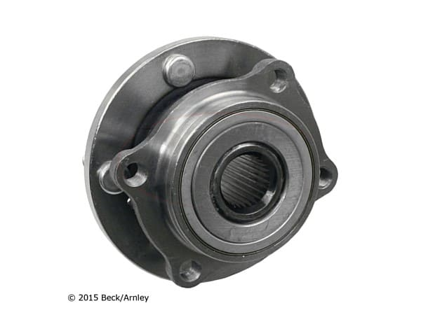 beckarnley-051-6245 Front Wheel Bearing and Hub Assembly