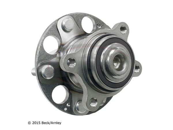 acura csx 2007 Rear Wheel Bearing and Hub Assembly
