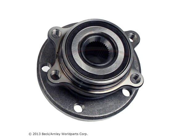 beckarnley-051-6258_rear Rear Wheel Bearing and Hub Assembly