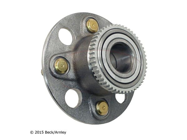 acura el 2005 Rear Wheel Bearing and Hub Assembly