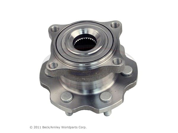 beckarnley-051-6315 Rear Wheel Bearing and Hub Assembly