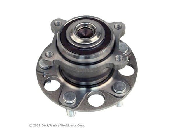 beckarnley-051-6320 Rear Wheel Bearing and Hub Assembly