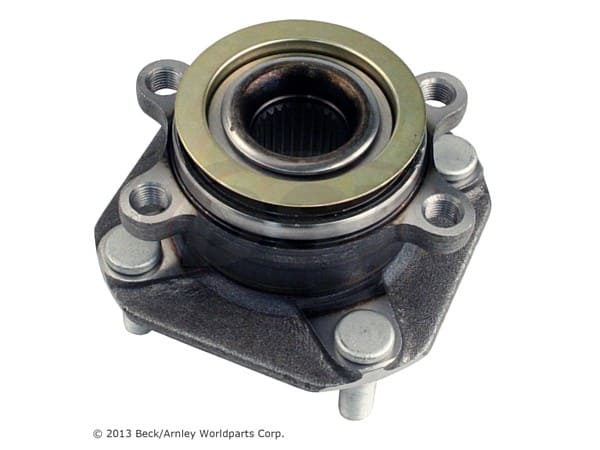 beckarnley-051-6325 Front Wheel Bearing and Hub Assembly
